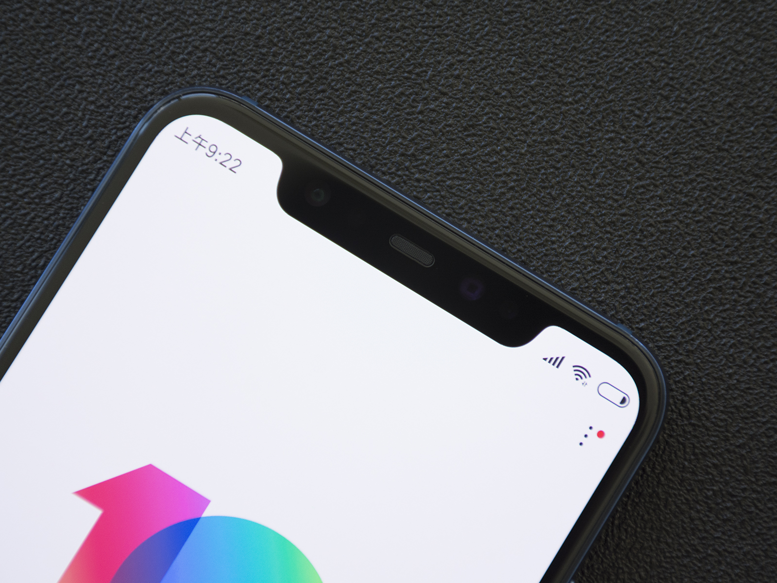 Primeras impresiones del Xiaomi Mi 8 versión azul - Diseño