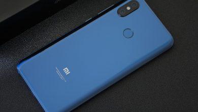 Xiaomi Mi 8 Modelo Azul