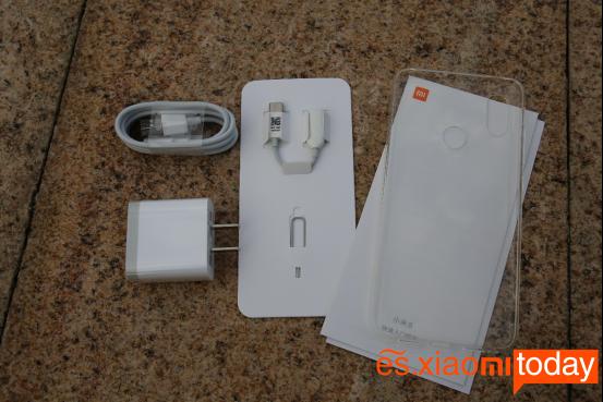Xiaomi Mi 8 análisis - Paquete