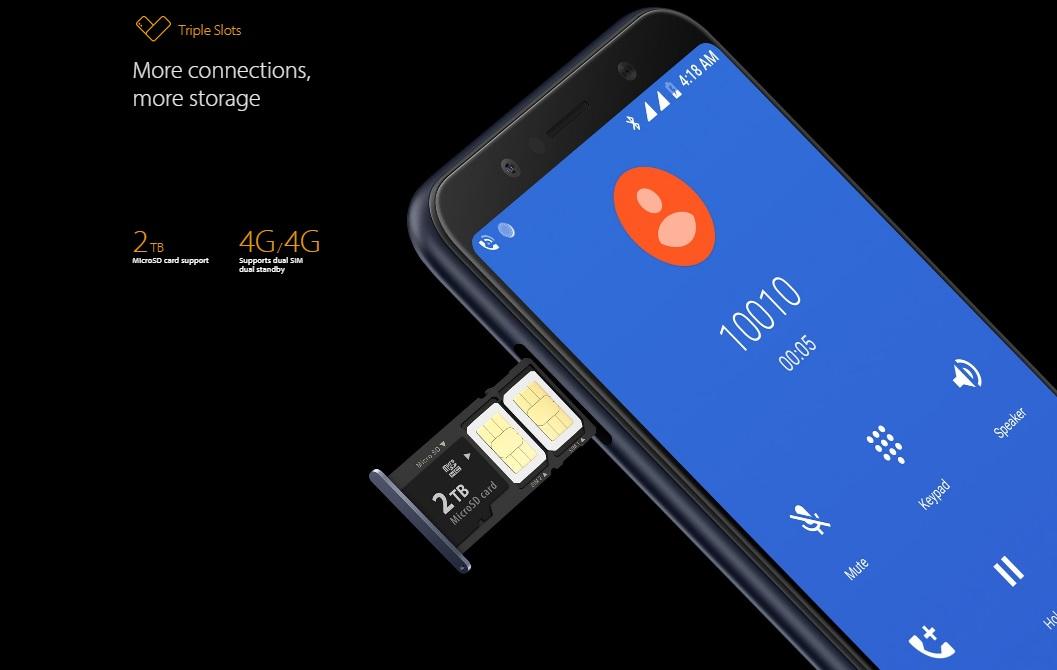 ASUS Zenfone Max Pro - Sistema operativo y conectividad