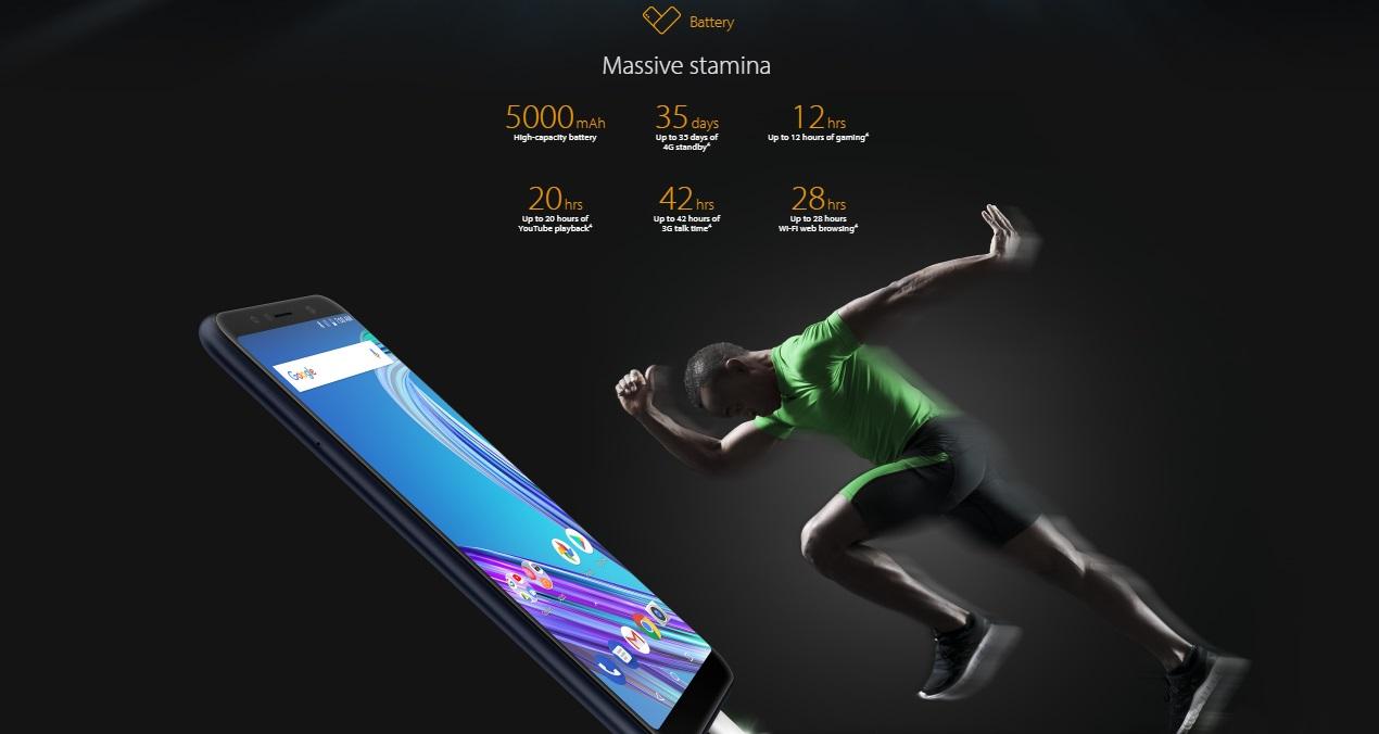 ASUS Zenfone Max Pro - Batería