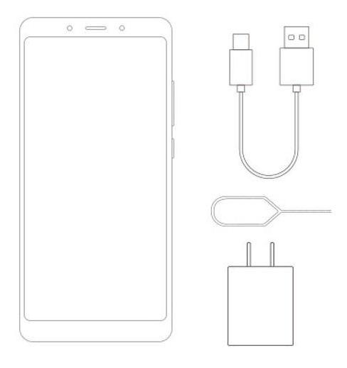 Xiaomi Redmi 6 Caja