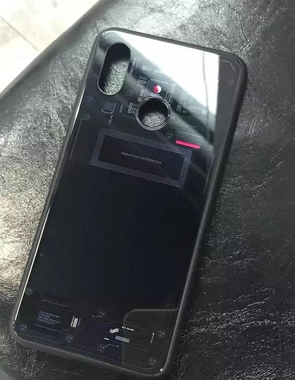 Case protector para el Xiaomi Mi 8 SE con el diseño particular del Explorer Edition