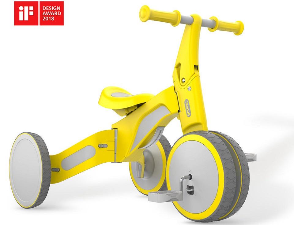 Xiaomi 700Kids TF1 - Bicicleta infantil para niños de 1.5 a 3 años