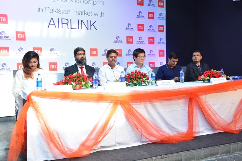 AirLink Communications es el nuevo distribuidor oficial de Xiaomi para Pakistán