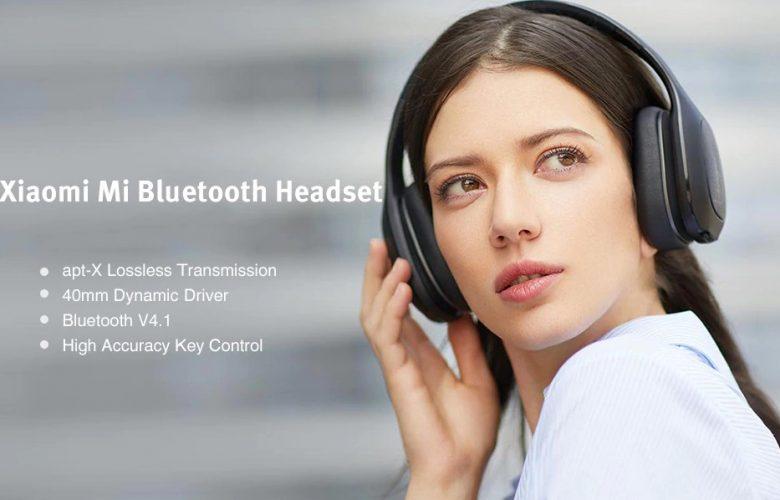 Xiaomi Mi Bluetooth Foldable Headset