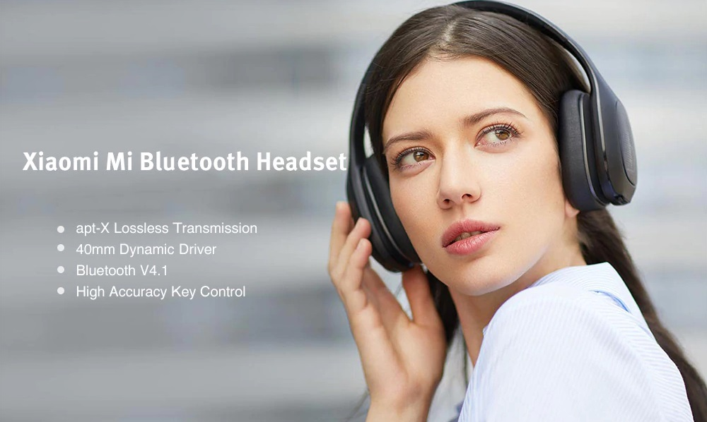Xiaomi Mi Bluetooth Foldable Headset