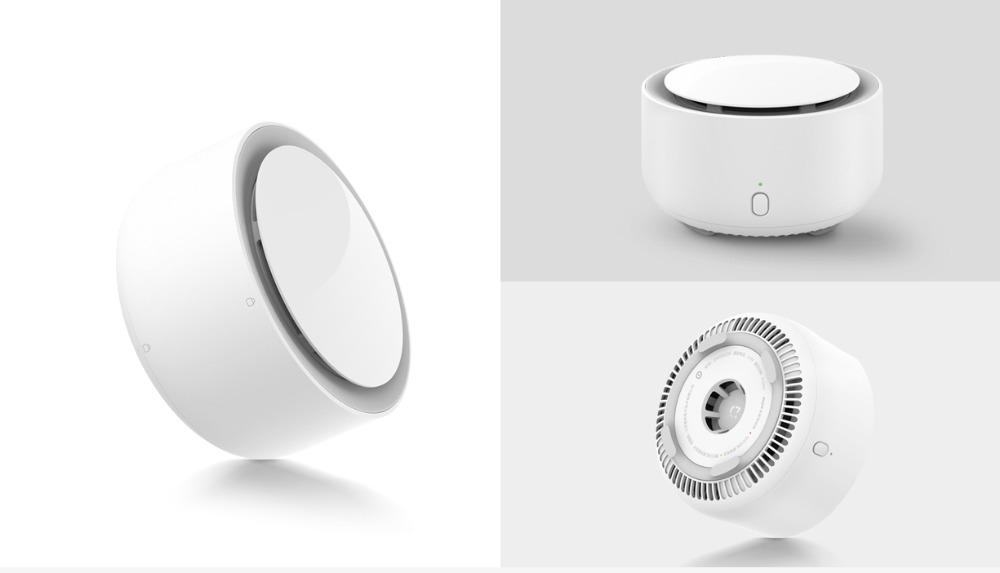 Diseño del Original Xiaomi Mijia Repellent