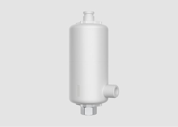 Filtro de Agua Construcción