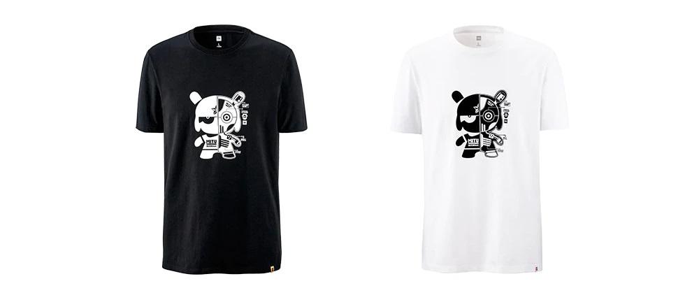 Compendio de verano - Xiaomi Leisure Cartoon Print Short Sleeve T-shirt
