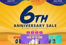 Más descuentos increíbles en productos Xiaomi en el aniversario de Geekbuying