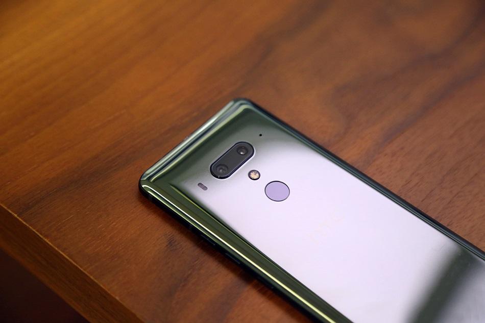 HTC U12+ Cámara
