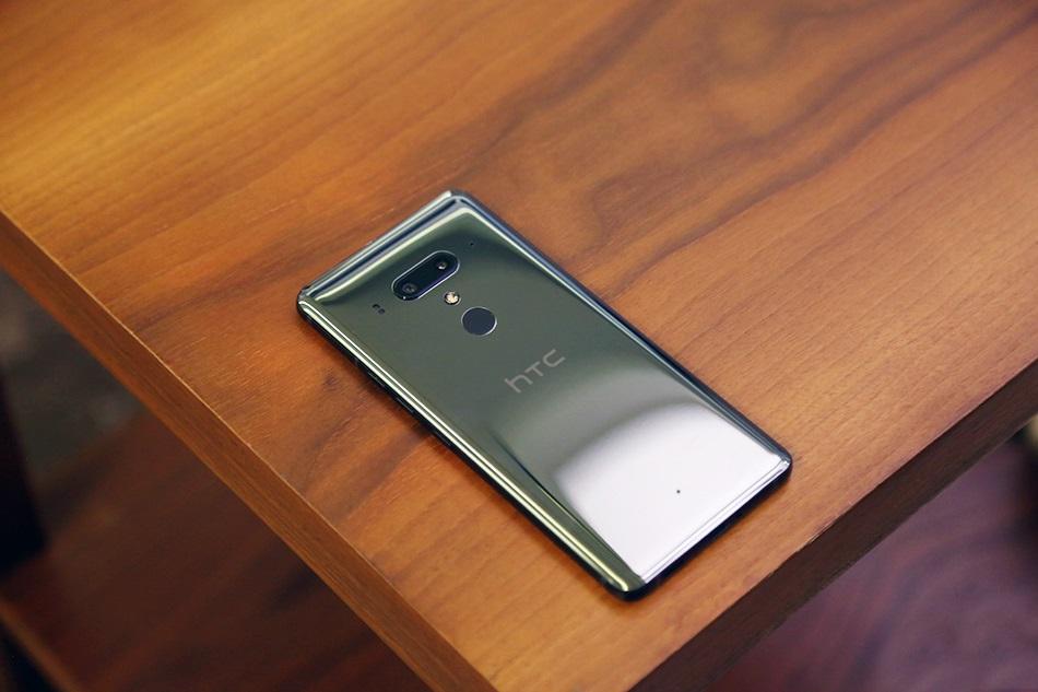 HTC U12+ Parte trasera