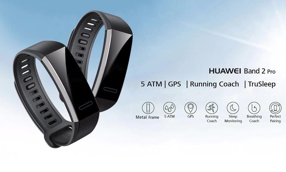 Huawei Band 2 Pro Destacada