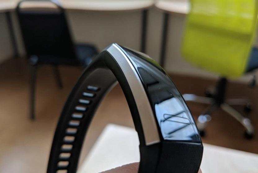 Huawei Band 2 Pro Diseño