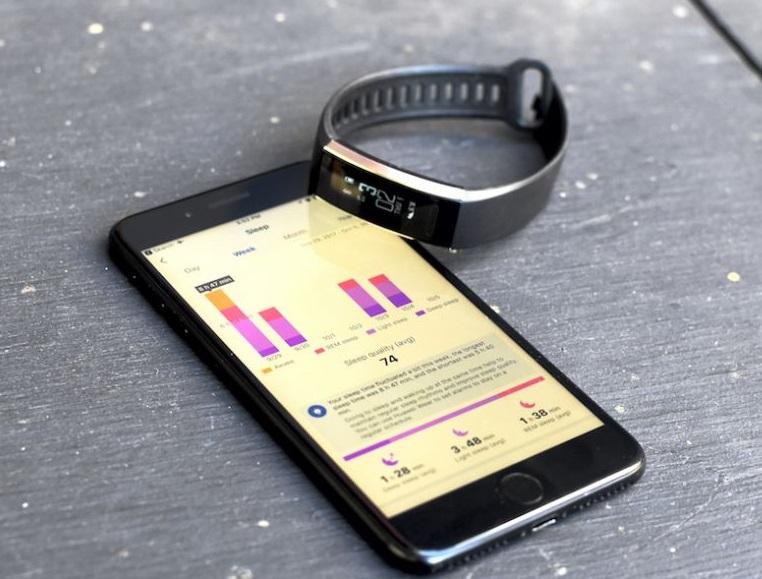 Huawei Band 2 Pro Sistema operativo