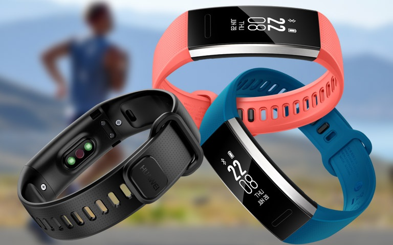 Huawei Band 2 Pro colores