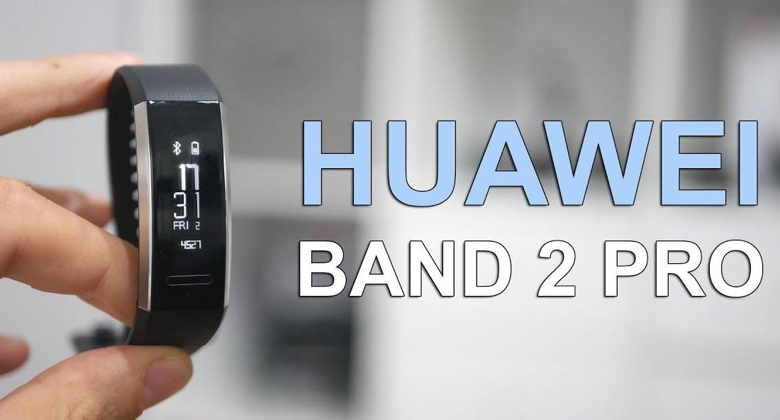 Huawei Band 2 Pro. introducción