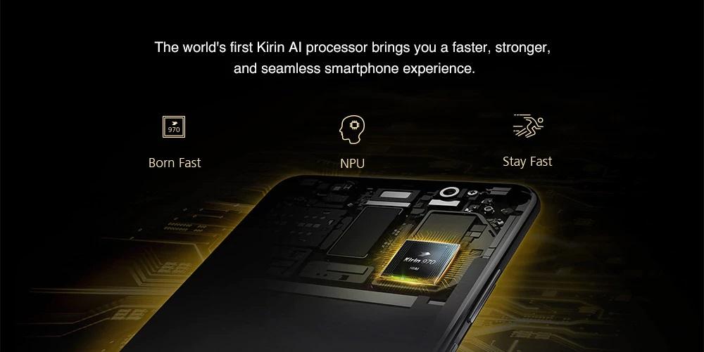 Huawei Mate 10 Pro Hardware