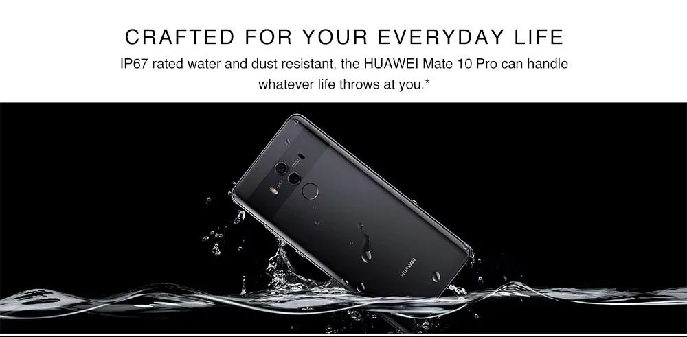 Huawei Mate 10 Pro IP67