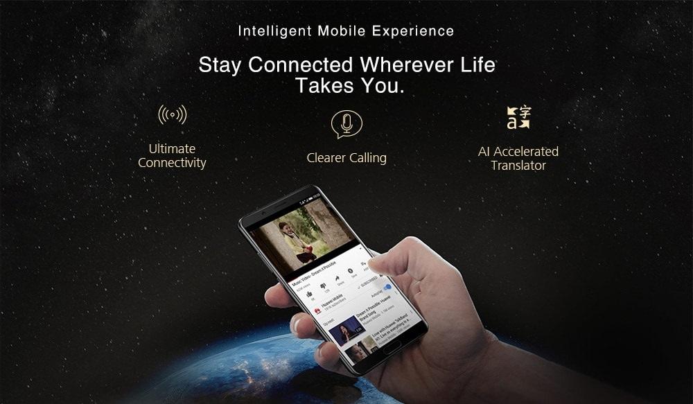 Huawei Mate 10 Pro conectividad