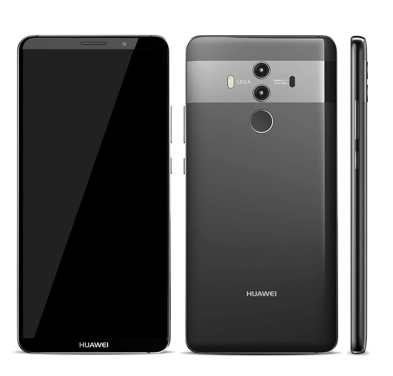 Huawei Mate 10 Pro diseño