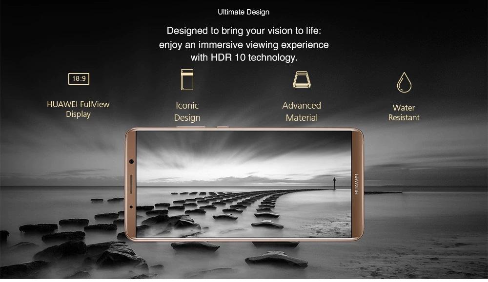 Huawei Mate 10 Pro pantalla