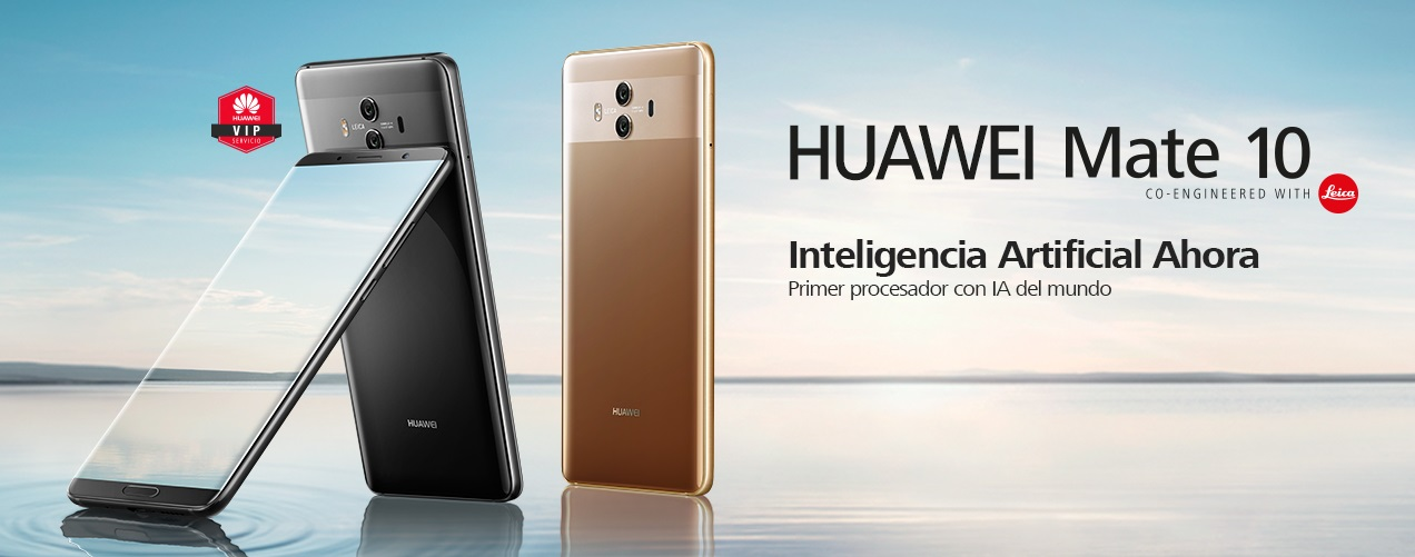 Huawei Mate 10 Pro destacada