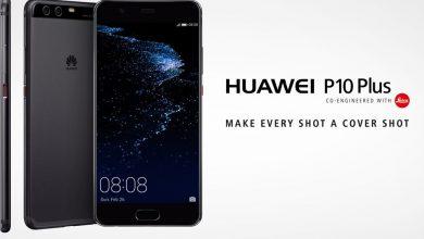 Huawei P10 Plus destacada