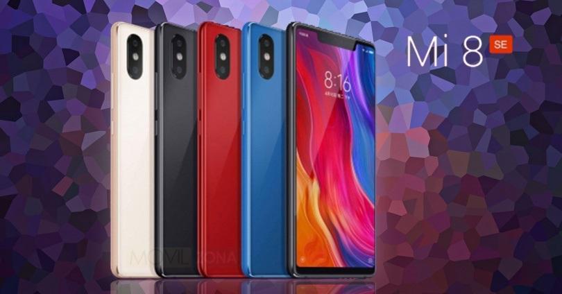 Xiaomi Mi 8 SE destacada