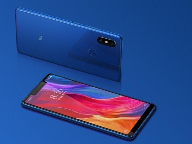 Xiaomi Mi 8 SE Diseño