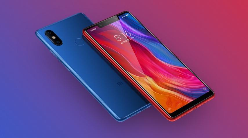 Xiaomi Mi 8 SE pantalla