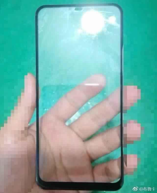 Posible pantalla del Xiaomi Mi Max 3