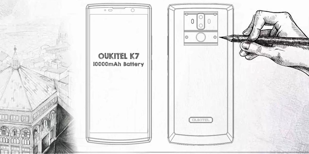 Oukitel K7 introducción