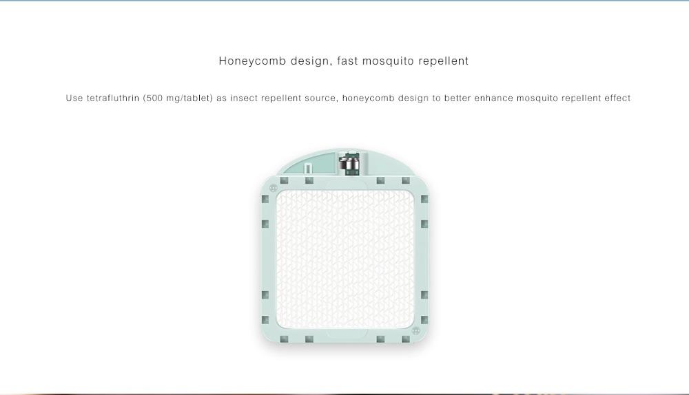 Película Repelente de mosquitos del Original Xiaomi Mijia Repellent