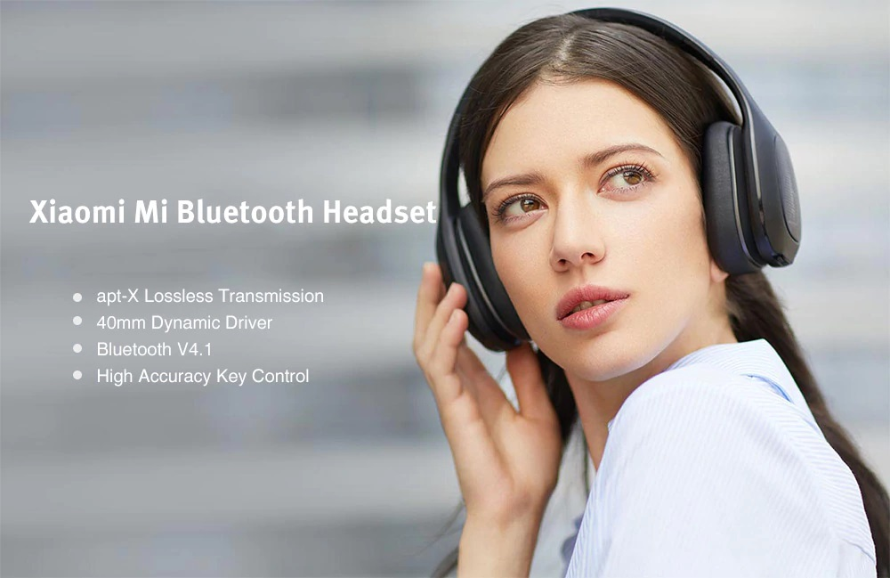 Xiaomi Mi Bluetooth Foldable Headset Bluetooth