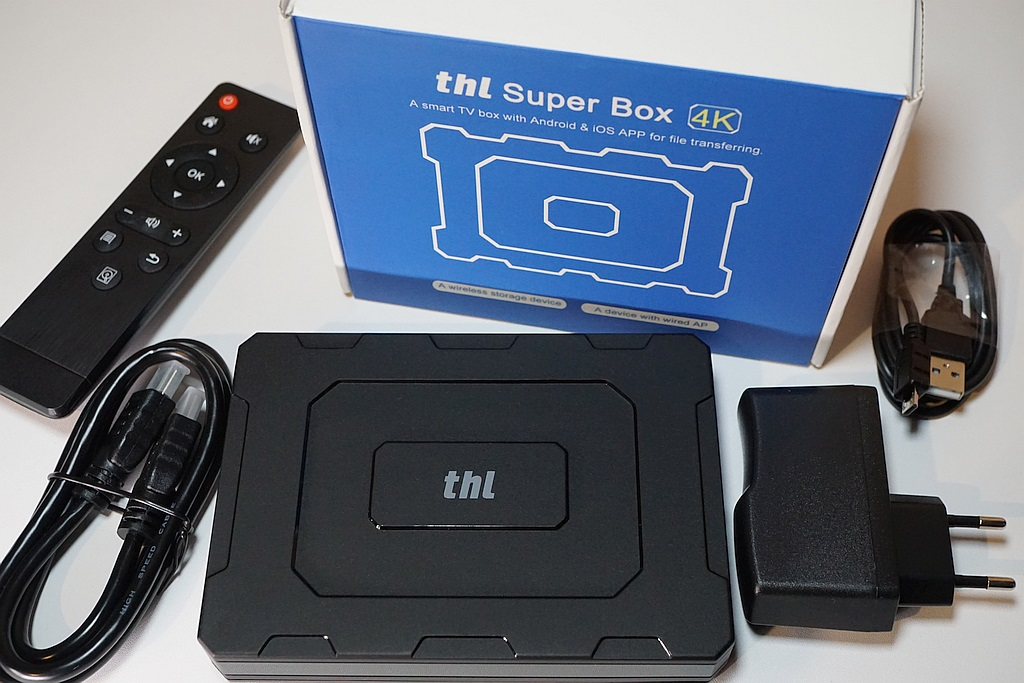 THL Super Box caja