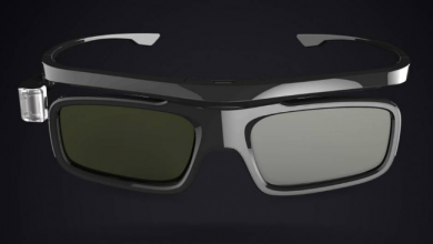 Xiaomi Gafas 3D Diseño