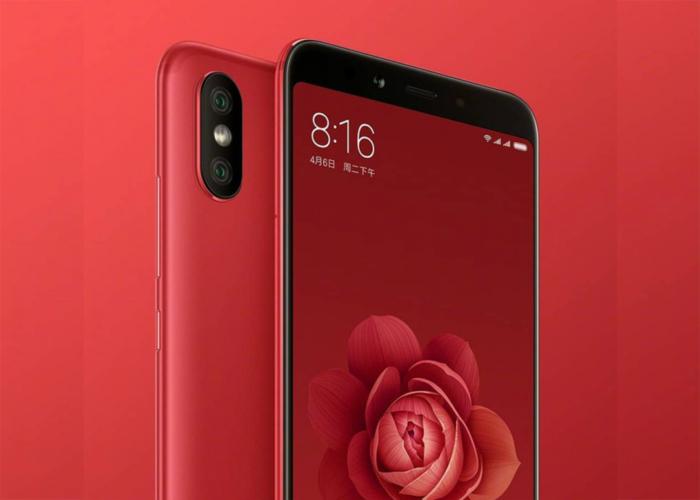 Especificaciones del Xiaomi Mi A2
