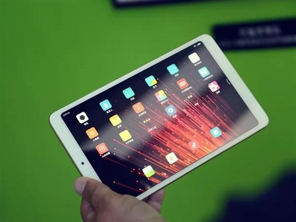 Xiaomi Mi Pad 4 diseño