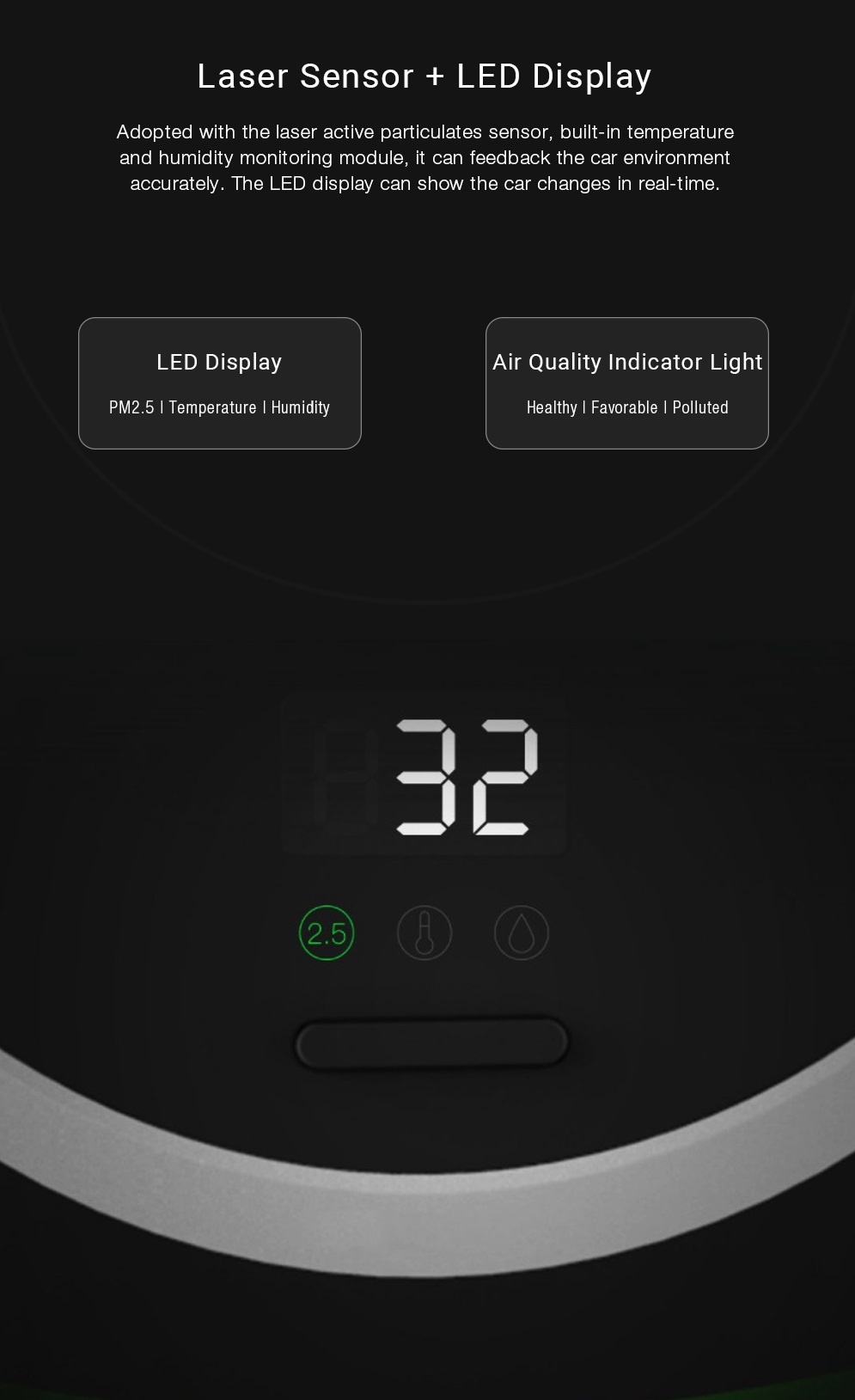 Xiaomi Mijia Cleanfly diseño