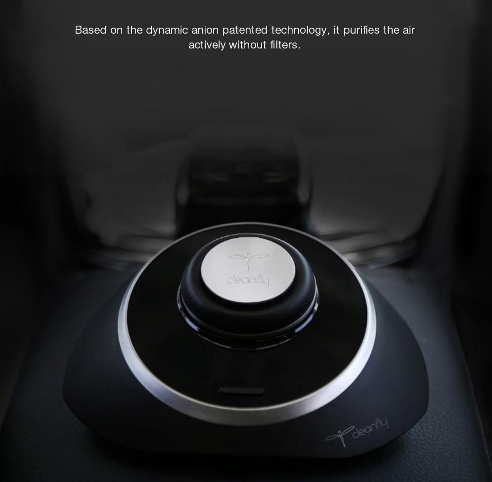Xiaomi Mijia Cleanfly funciones