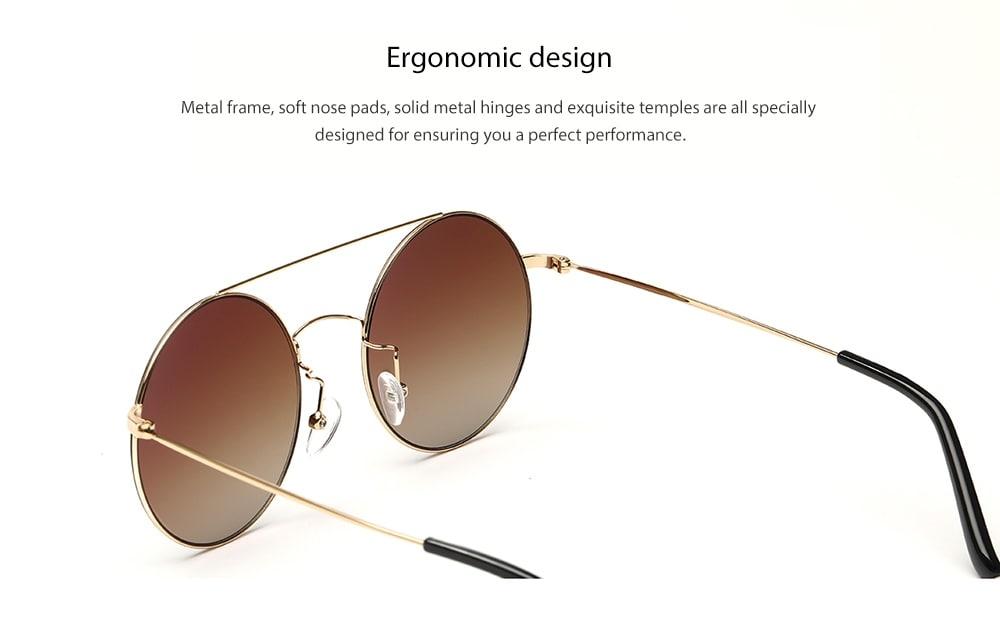 Xiaomi Retro Trendy Sunglasses Diseño Ergonómico