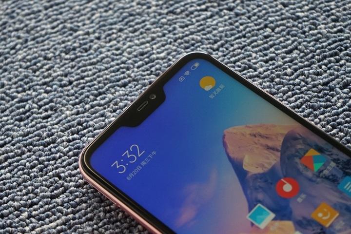 Xiaomi Redmi 6 pro Cámara frontal