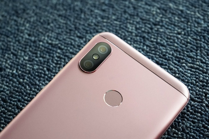 Xiaomi Redmi 6 pro Cámaras 1