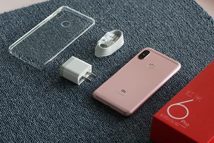 Xiaomi Redmi 6 pro Caja2