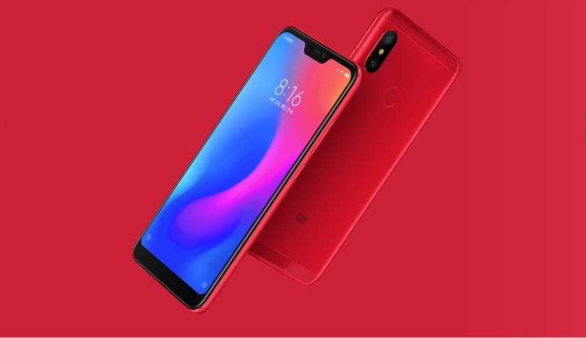 Xiaomi Redmi 6 pro Introducción
