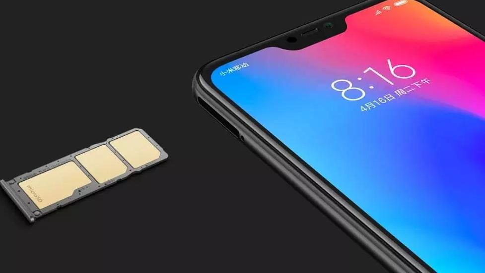 Xiaomi Redmi 6 pro conectividad