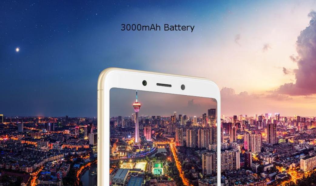 Xiaomi Redmi 6A Capacidad
