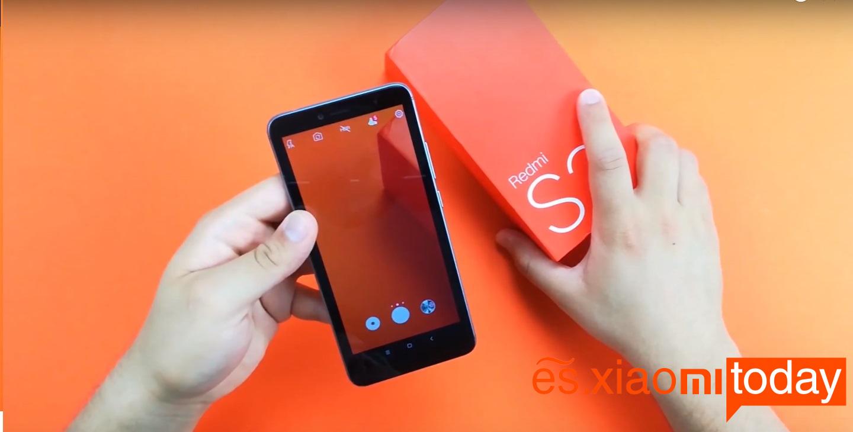 Xiaomi Redmi S2 Análisis - Cámaras